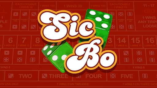 Play online casino Table Games Sic Bo