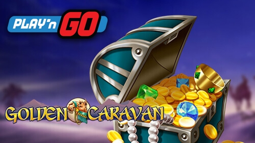 Play online casino Golden Caravan