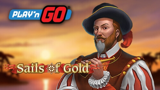 Play online casino Sails of Gold