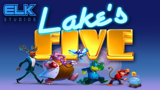 Play online Casino Lake's Five