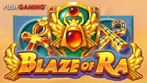Play online Casino Blaze of Ra