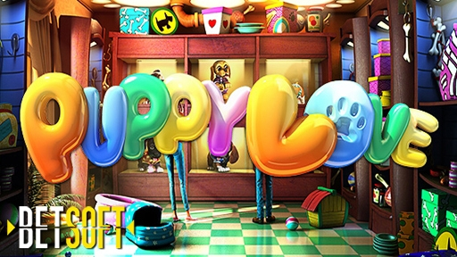 Play online Casino Puppy Love Plus