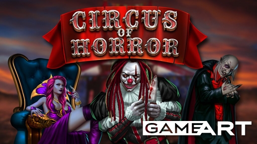 Play online Casino Circus of horror