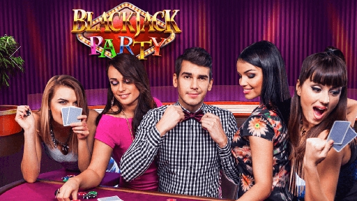 Play online Casino Blackjack Party