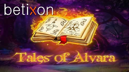 Play online Casino Tales of Alvara