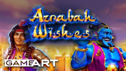 Play online Casino Azrabah Wishes