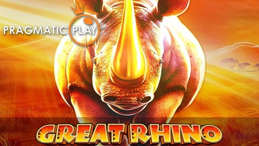 Play online Casino Great Rhino