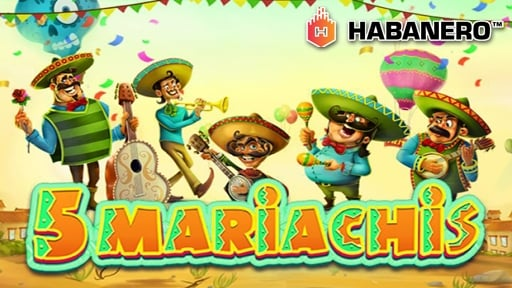 Play online casino Slots 5 Mariachis