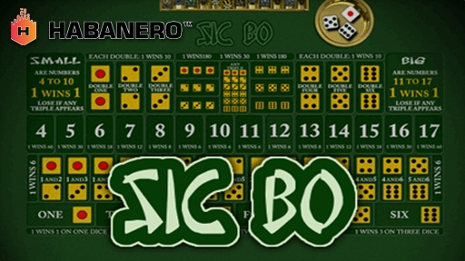 Play online Casino Sicbo