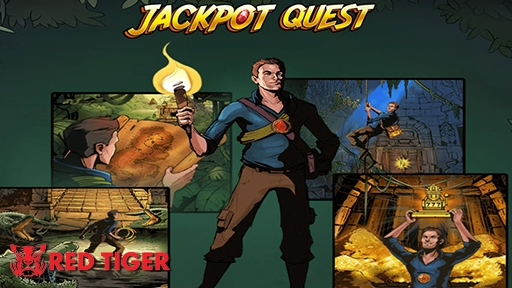 Play online casino Jackpot Quest