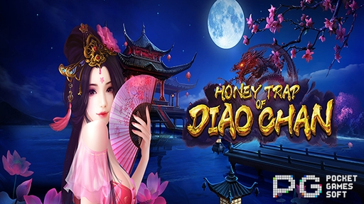 Play online Casino Honey Trap of Diao Chan