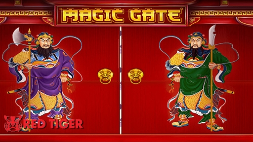 Casino Slots Magic Gate