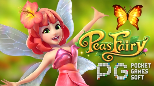 Peas Fairy from PG Soft