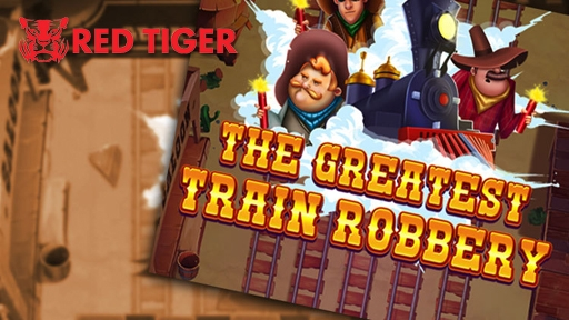Casino Slots Greatest Train Robbery