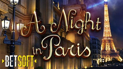 Casino 3D Slots A Night in Paris