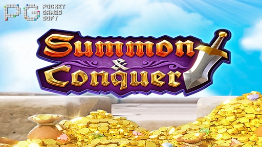 Casino 3D Slots Summon and Conquer