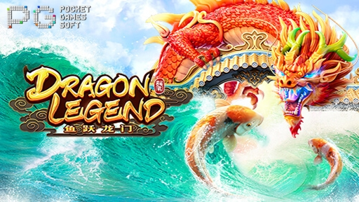 Play online casino 3D Slots Dragon Legend