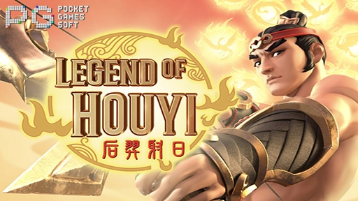 Casino 3D Slots Legend of Hou Yi