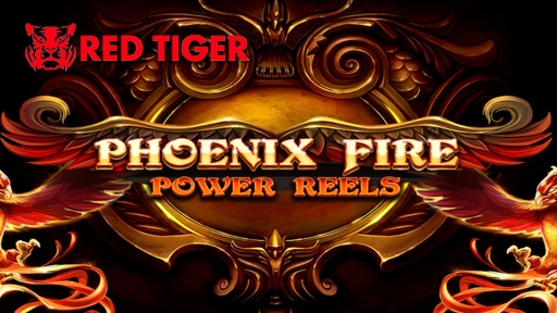 Play online casino 3D Slots Phoenix Fire Power
