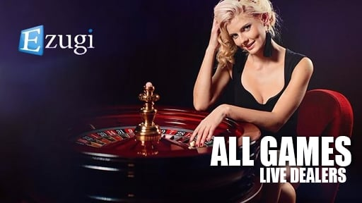 Play online Casino Live Dealers All Games