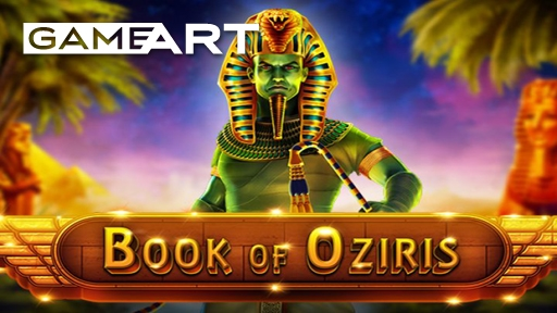 Book of Oziris from Game Art