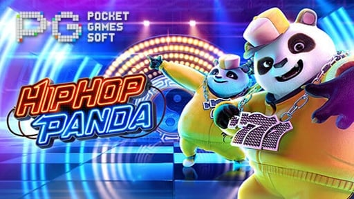 Play online Casino Hip Hop Panda