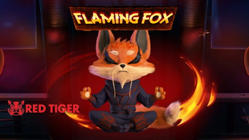 Casino Slots Flaming Fox