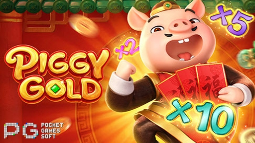 Play online casino Piggy Gold