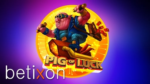 Casino Slots Pig of Luck