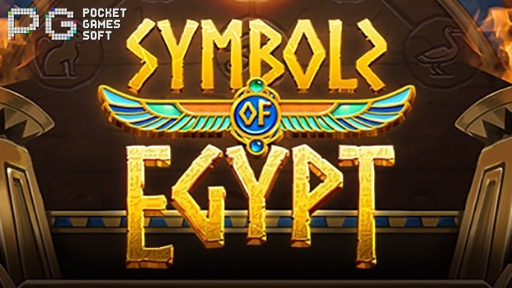 Symbols of Egypt from PG Soft