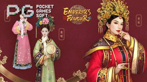 Play online casino 3D Slots Emperors Favour