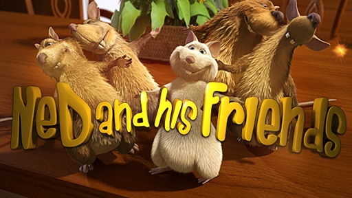 Play online casino Ned and his Friends