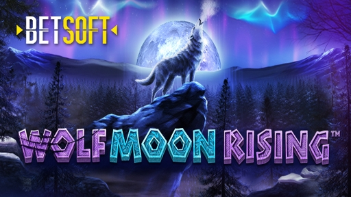 Play online casino 3D Slots Wolf Moon