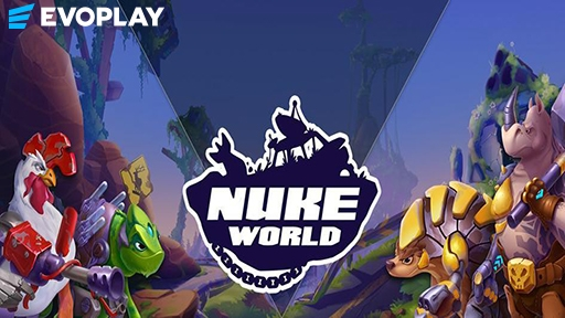 Play online casino 3D Slots Nuke World