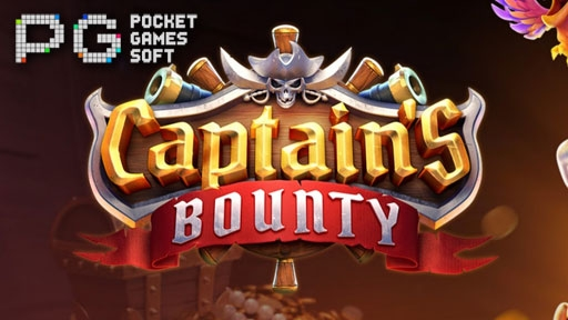 Play online casino Captains Bounty