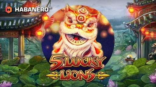 Play online casino 5 Lucky Lions