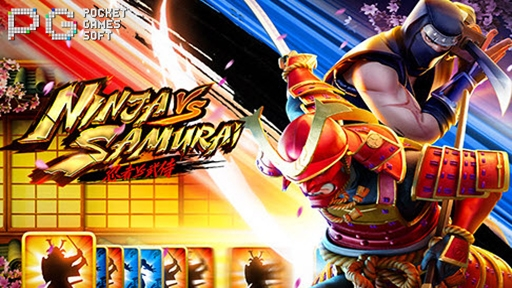 Play online casino Ninja vs Samurai