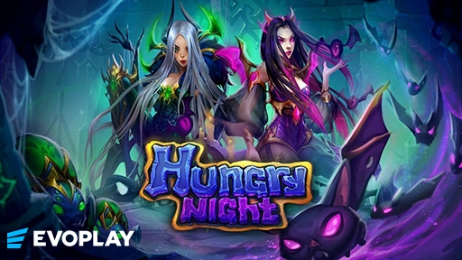 Hungry Night from Evoplay Entertainment