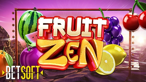 Casino 3D Slots Fruit Zen