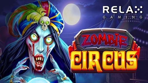 Zombie Circus from Relax Gaming