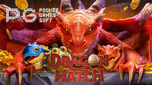 Casino 3D Slots Dragon Hatch