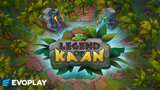 Play online casino Slots Legend of Kaan