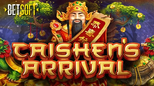 Play online casino 3D Slots Caishens Arrival