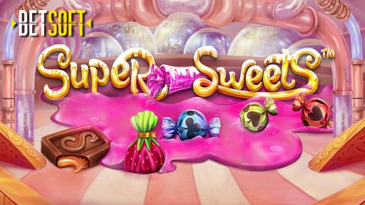 Play online casino 3D Slots Super Sweets