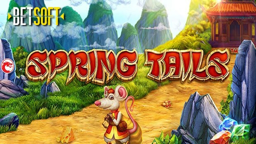 Play online casino 3D Slots Spring Tails