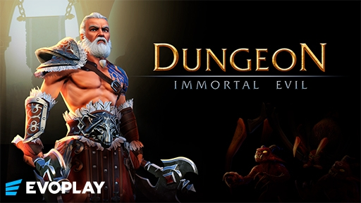 Casino 3D Slots Dungeon: Immortal Evil