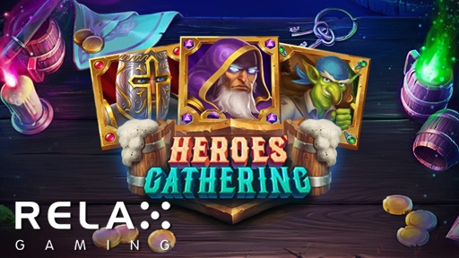 Play online casino Heroes Gathering
