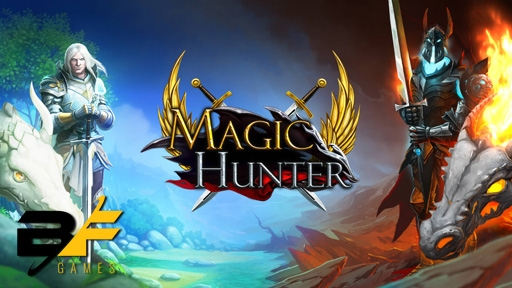 Casino 3D Slots Magic Hunter