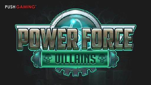 Casino Slots Power Force Villains
