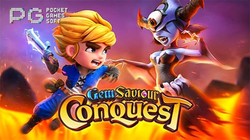 Play online Casino Gem Saviour Conquest